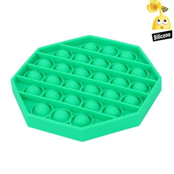 Pop it Fidget Toys - Bubble Push Pop Leksak  Grön