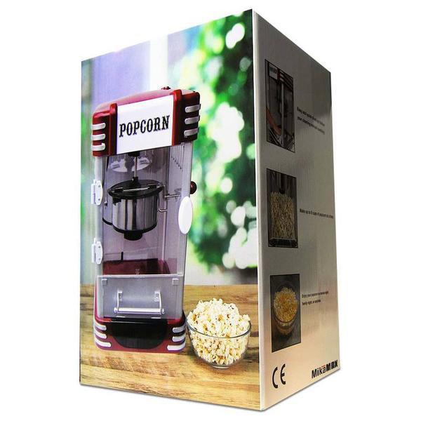 Popcornmaskin Deluxe - Retro Design