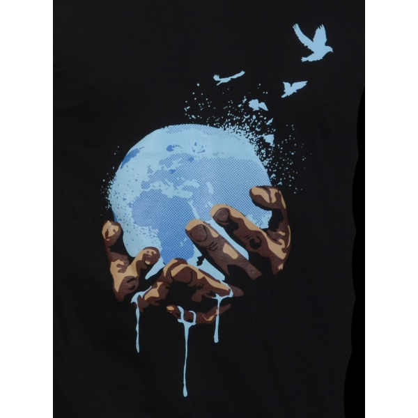 ZAALAC Stoppa global uppvärmning Black L