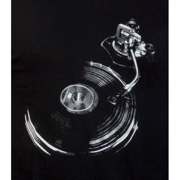 ZAALAC Vinyl skivspelare  LP Black L