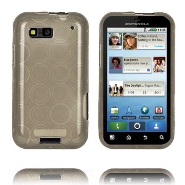 Amazona (Grå) Motorola Defy Skal