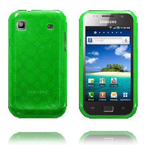 Amazona (Grön) Samsung Galaxy SL Skal