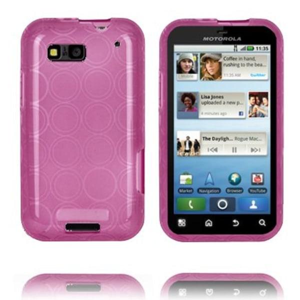 Amazona (Lila) Motorola Defy Skal
