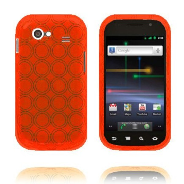 Amazona (Orange) Samsung Nexus S Skal