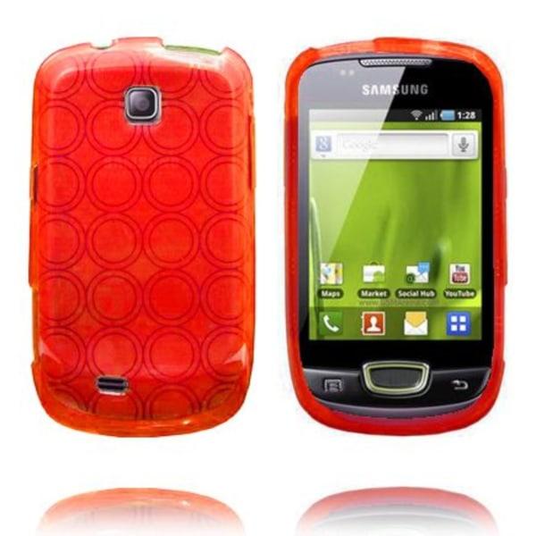 Amazona (Röd) Samsung Galaxy Mini Skal