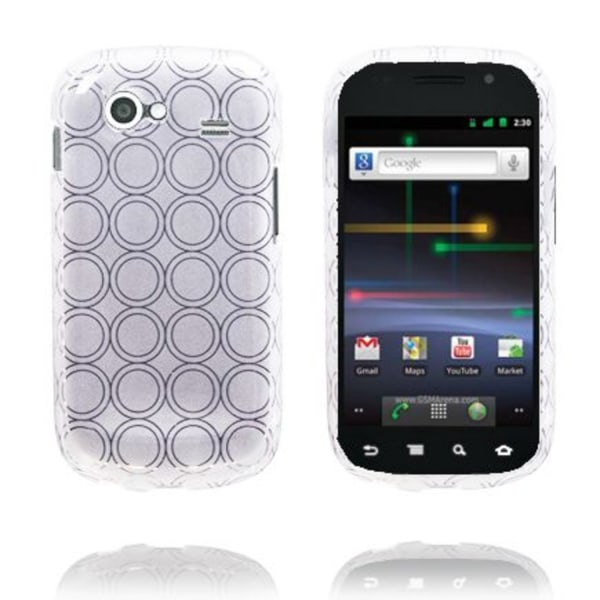 Amazona (Vit) Samsung Nexus S Skal