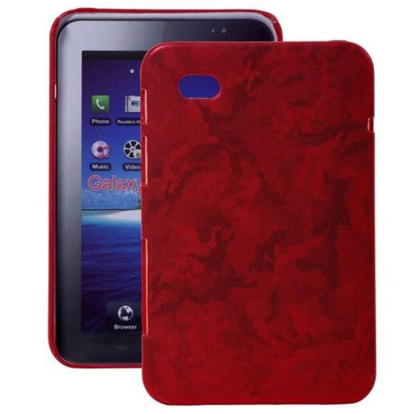 Arctic (Röd) Samsung Galaxy Tab P1000 Skal