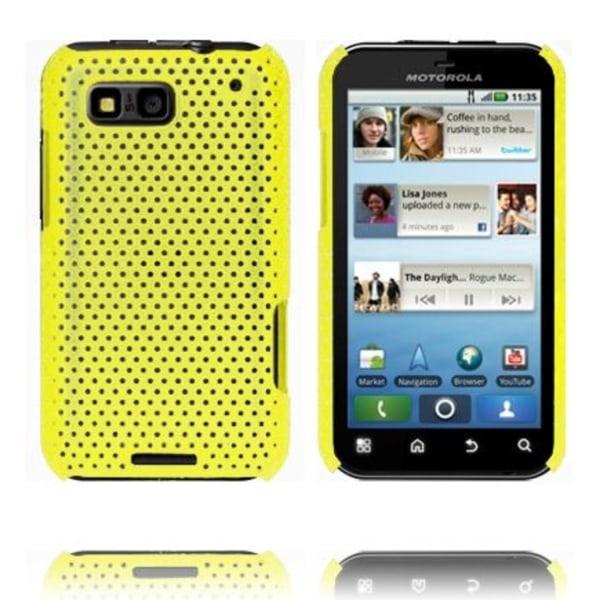 Atomic (Gul) Motorola Defy Skal