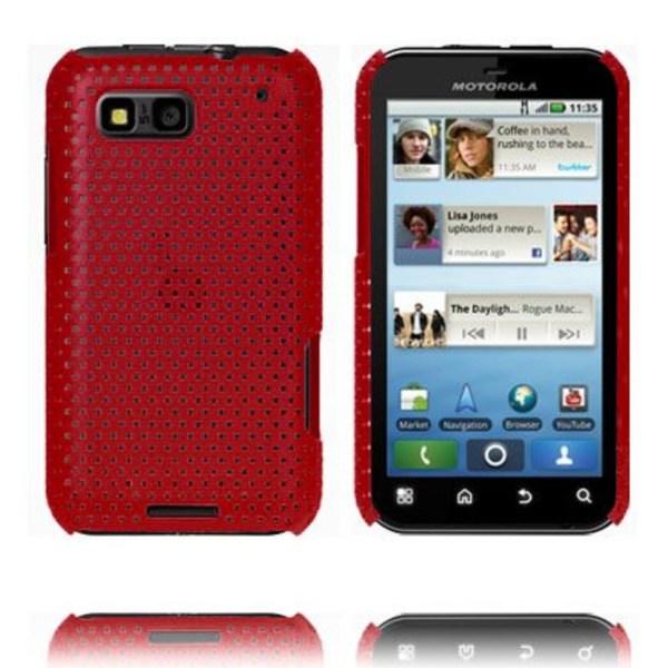 Atomic (Röd) Motorola Defy Skal