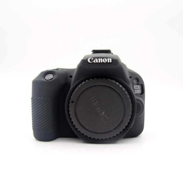 Canon EOS 1500D soft silicone protective case - Black