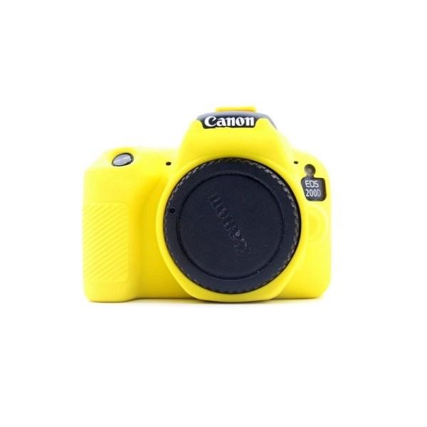 Canon EOS 200D kameraskydd silikonmaterial stötdämpande - Gu