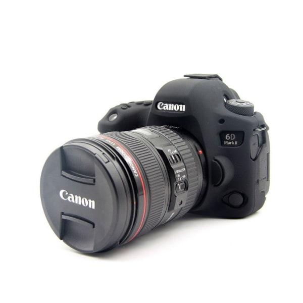 Canon EOS 6D Mark II kameraskydd silikon ekovänlig flexibel