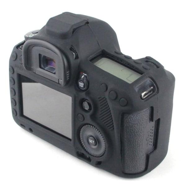 Canon EOS 6D5DS5DRS Modernt silikon skydd - Svart