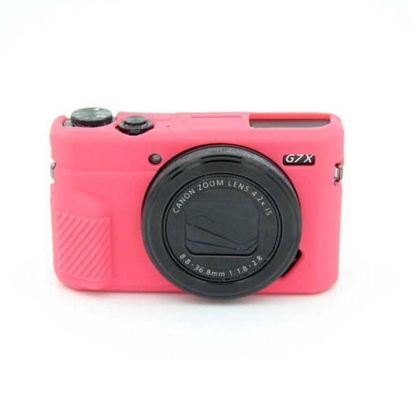 Canon G7X Mark II kameraskal silikon material mjuk flexibel