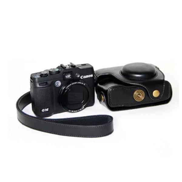Canon PowerShot G15G16 Snyggt kamera skydd - Svart