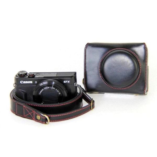 Canon PowerShot G7X MarkII Unikt kamera skydd - Svart