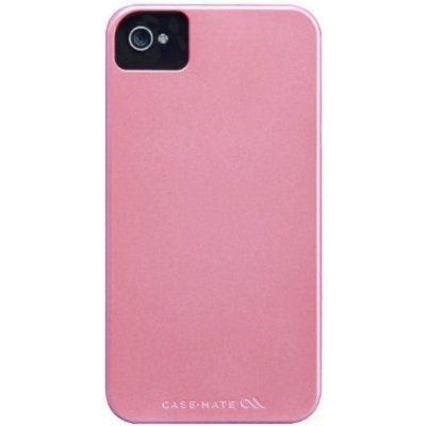 Case-Mate Barely There för iPhone 4S / 4 (Pärle-Rosa)