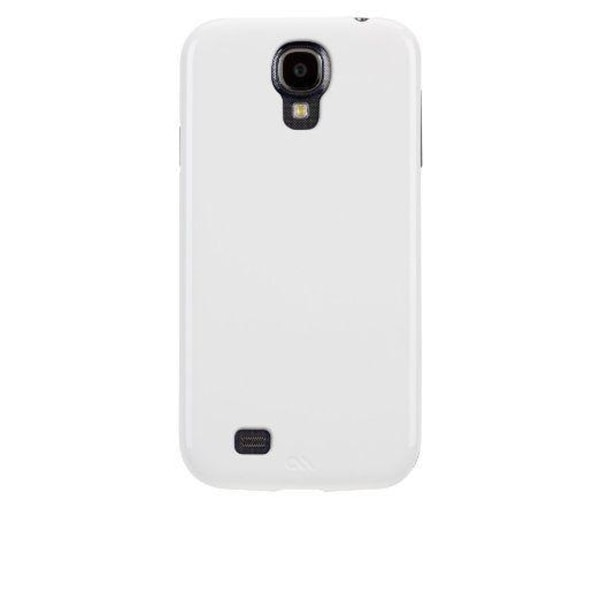 Case-Mate Barely There för Samsung Galaxy S4 (Vit)