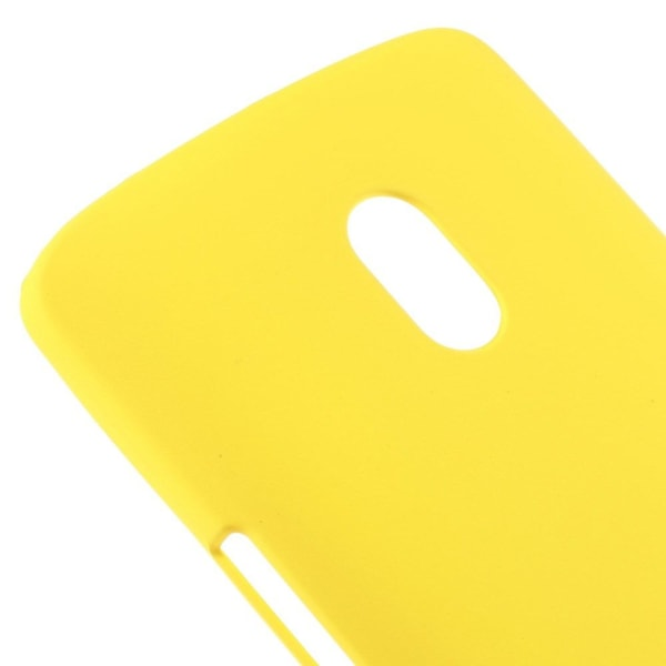 Christensen Motorola Moto X Play Skal - Gul