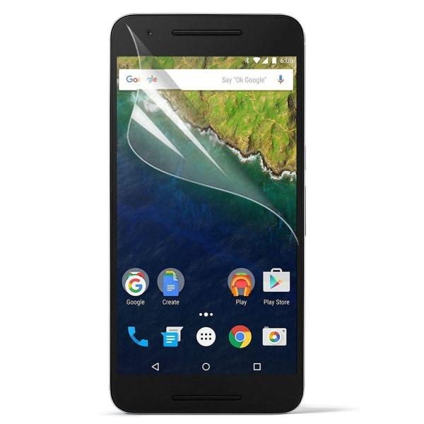 Displayskydd till Google Nexus 6P. 3 st.