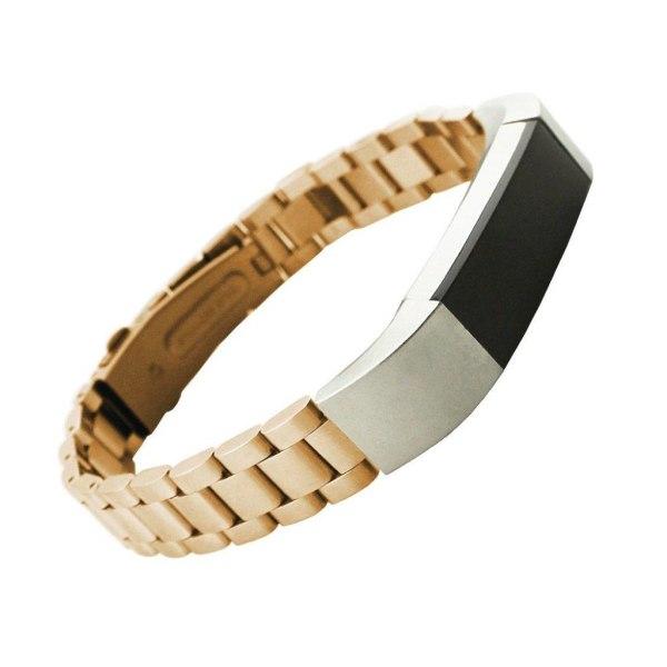 Fitbit Alta Exklusivt rostfritt stål klockband - Guld