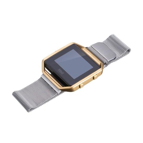 Fitbit Blaze Exklusivt designat klockband - Silver