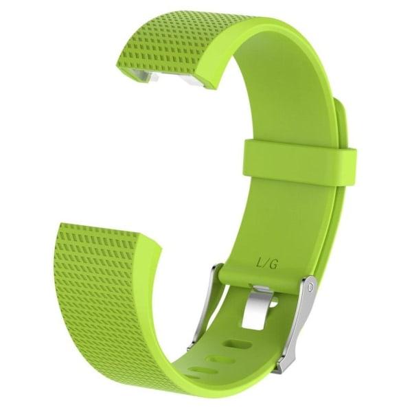 Fitbit Charge 2 Klockband i miljövänligt material - Storlek