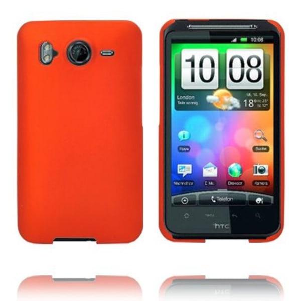 Hårdskal (Orange) HTC Desire HD Skal