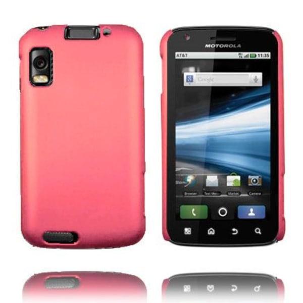 Hårdskal (Rosa) Motorola Atrix 4G Skal