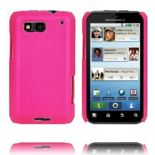 Hårdskal (Rosa) Motorola Defy Skal