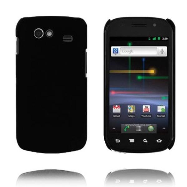 Hårdskal (Svart) Samsung i9020 Google Nexus S Skal