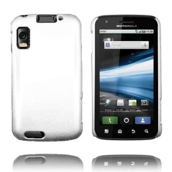 Hårdskal (Vit) Motorola Atrix 4G Skal