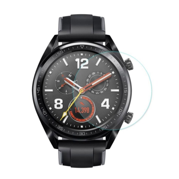 HAT PRINCE Huawei Watch GT tempererat glass skärmskydd