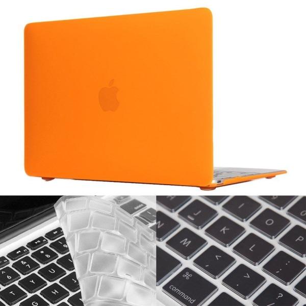 HAT PRINCE MacBook 12'' with Retina Display Matte Skal - Ora