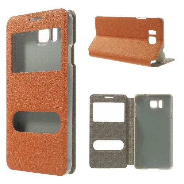 Heiberg (Orange) Samsung Galaxy Alpha Fodral