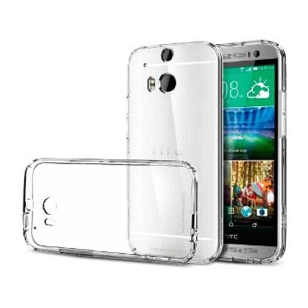 HTC One M8 Transparent Cover (Flexible)