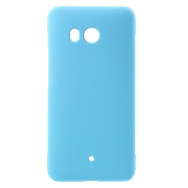 HTC U11 Enfärgat skal - Blå