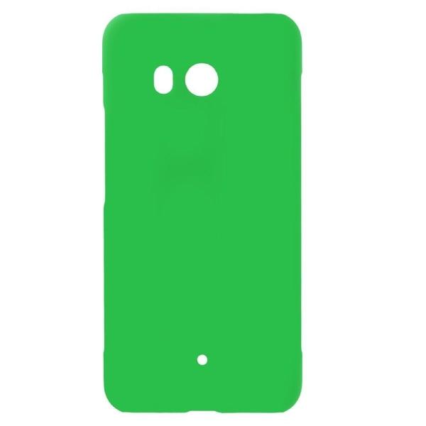HTC U11 Enfärgat skal - Grön