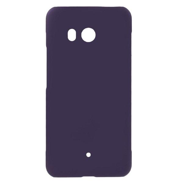 HTC U11 Enfärgat skal - Lila