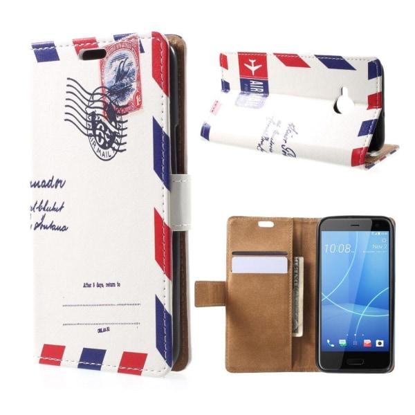 HTC U11 Life Fodral med ett läckert motiv - Brev