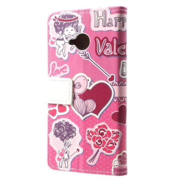 HTC U11 Life Fodral med ett läckert motiv - Kyss
