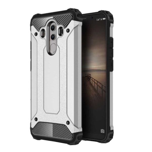Huawei Mate 10 Pro Modernt hybird skal - Silver