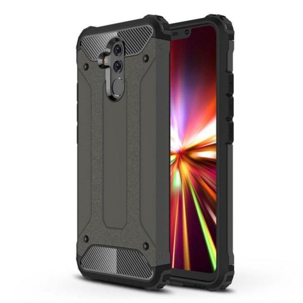 Huawei Mate 20 Lite armor guard hybrid case - Bronze