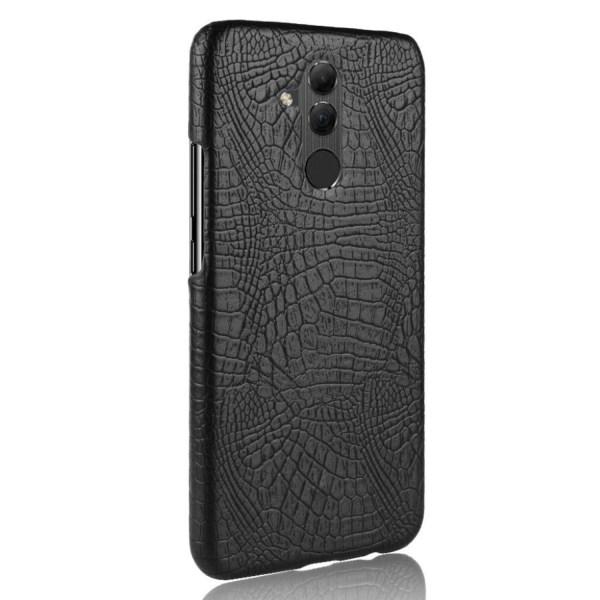 Huawei Mate 20 Lite mobilskal syntetläder plast krokodiltext