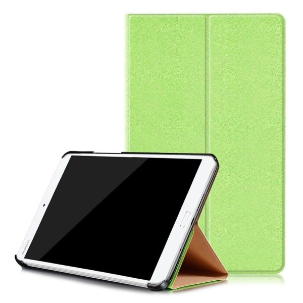 Huawei MediaPad M3 8.4 läderfodral - Grön
