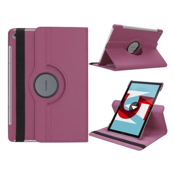 Huawei MediaPad M5 10/M5 10 (Pro) skyddshölje PU läder skydd