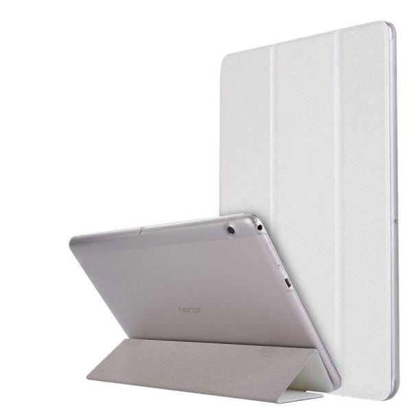 Huawei MediaPad T3 10 Fodral i läder - Vit