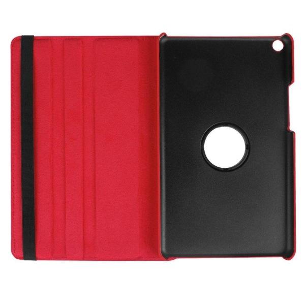 Huawei MediaPad T3 8.0 Roterbart fodral - Röd