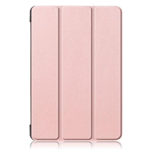 Huawei MediaPad T5 stående skyddsfodral av plast och syntetl
