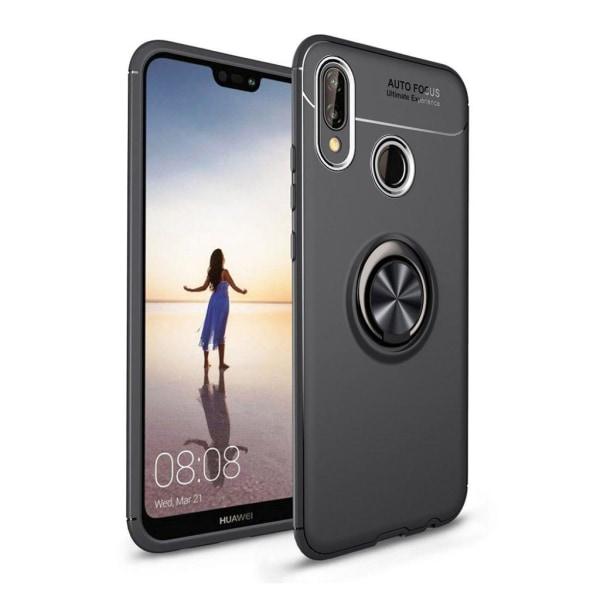 Huawei P20 Lite/Nova 3e mobilskal metall och TPU skyddande v